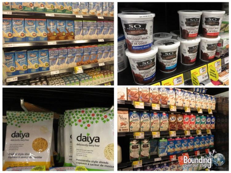Vegan in Toronto - Supermarkets