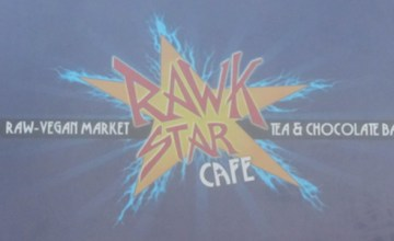 Rawk Star Vegan Restaurant - Featured