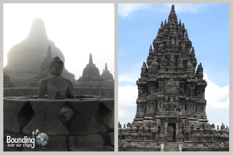2014 Year in Review - Borobudur and Prambanan