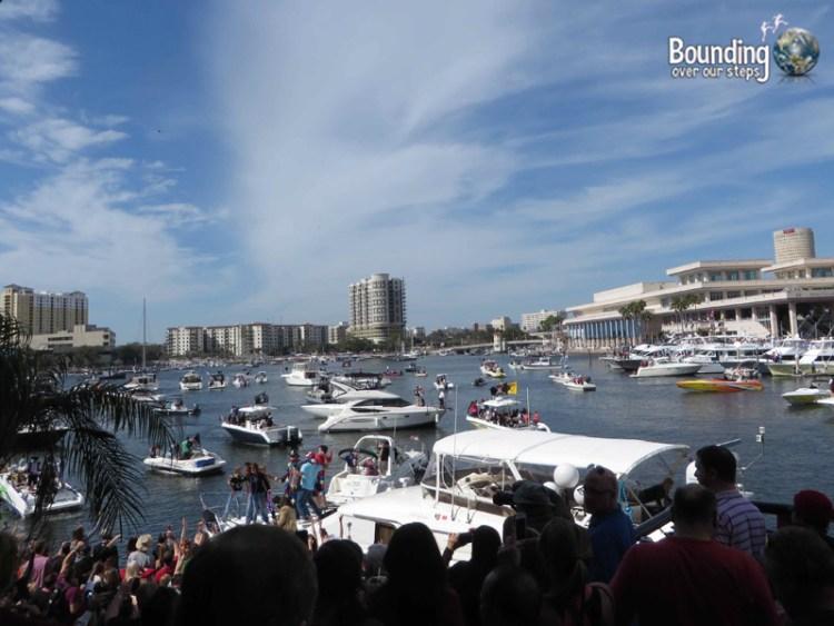 Gasparilla Pirate Festival - Tampa Bay