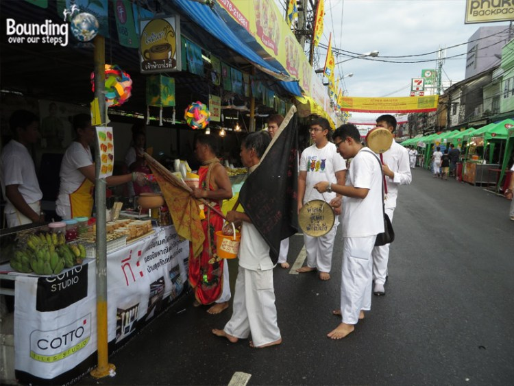 Vegan Friendly Countries - Thailand - Phuket Vegetarian Festival
