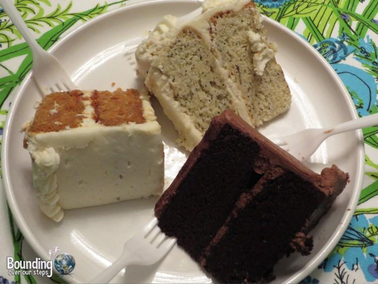 My Thai Vegan Restaurant - Vegan Cake