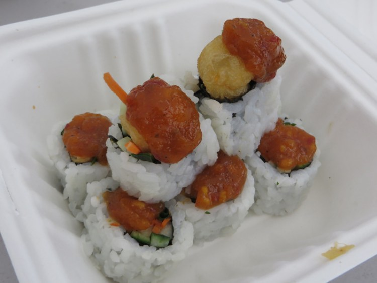 Sushi Love Vegan - Bok Bok Roll