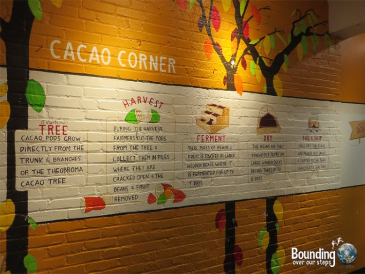 Taza Chocolate Factory Tour - Mural