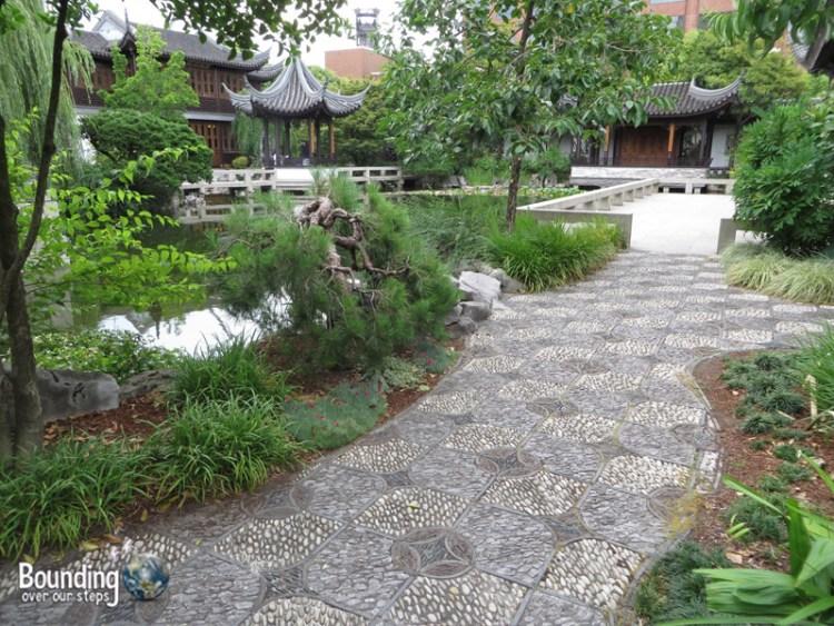 Lan Su Chinese Garden - Garden