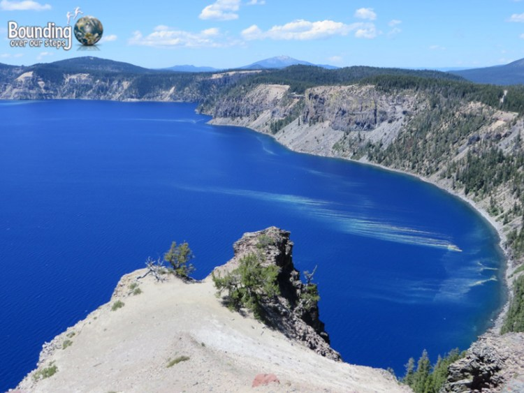 Pic 10 - Crater Lake - between Grotto Cove and Cloudcap Overlook