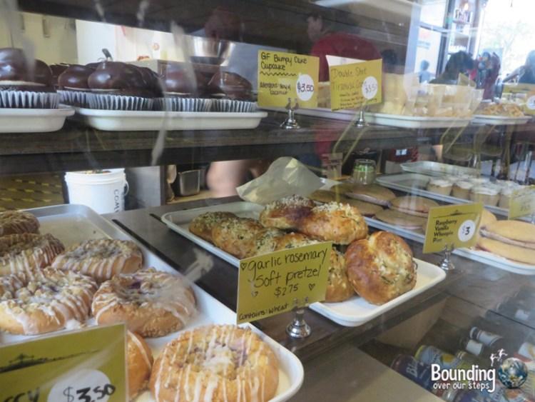 The Lunch Room - Vegan Restaurant - Desserts
