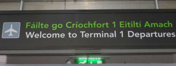 Overnight at Dublin Airport - Featured