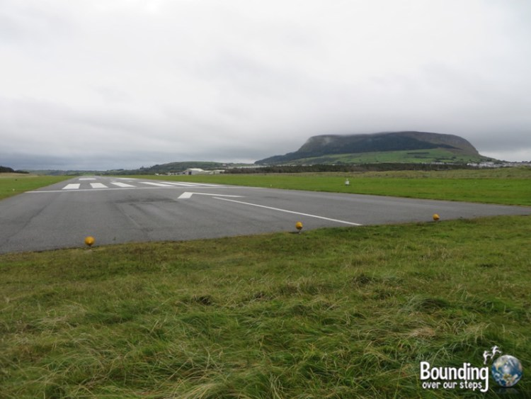 Sligo Airport runway