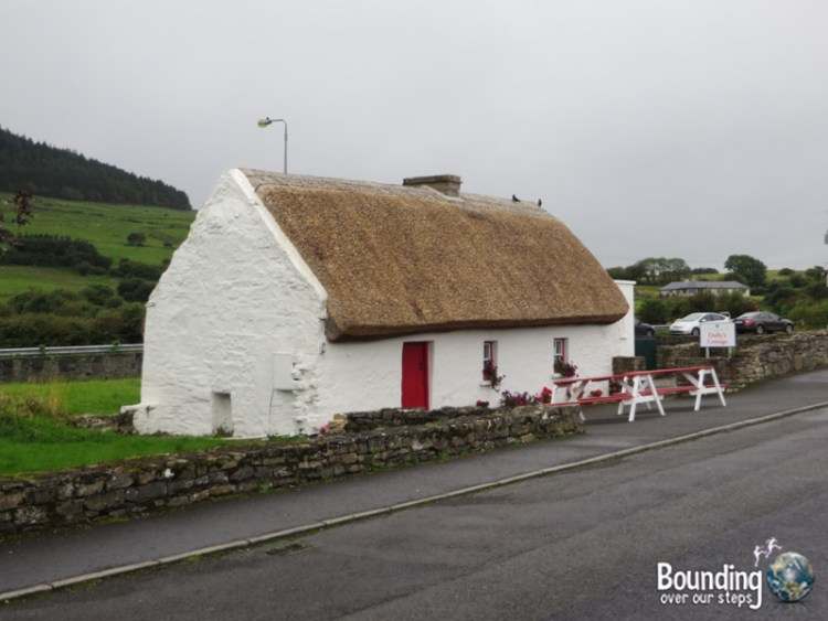 Beautiful white house in Strandhill