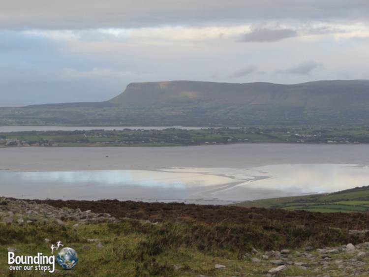 View from Knocknarea