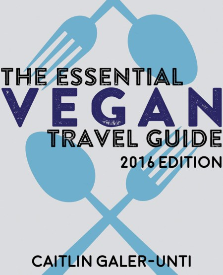 Vegan in Ireland - Essential Vegan Guide Book