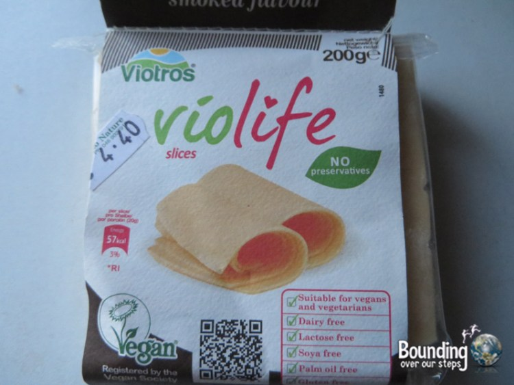 Vegan in Ireland - Vio Life Vegan Cheese