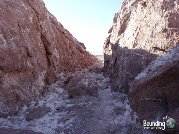 Atacama Desert - Valle de la Luna - Abandoned Salt Mine