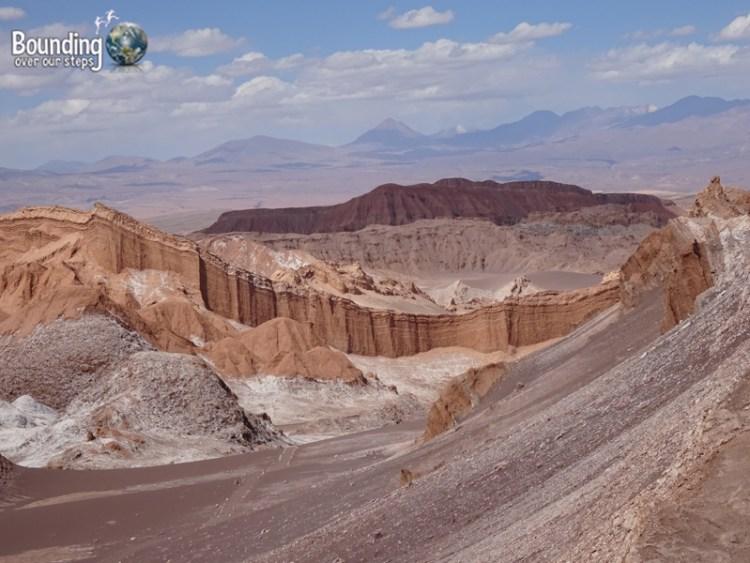 Atacama Desert - Valle de la Luna - Landscape
