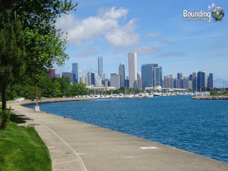 Chicago Awesome City - Lakefront Trail