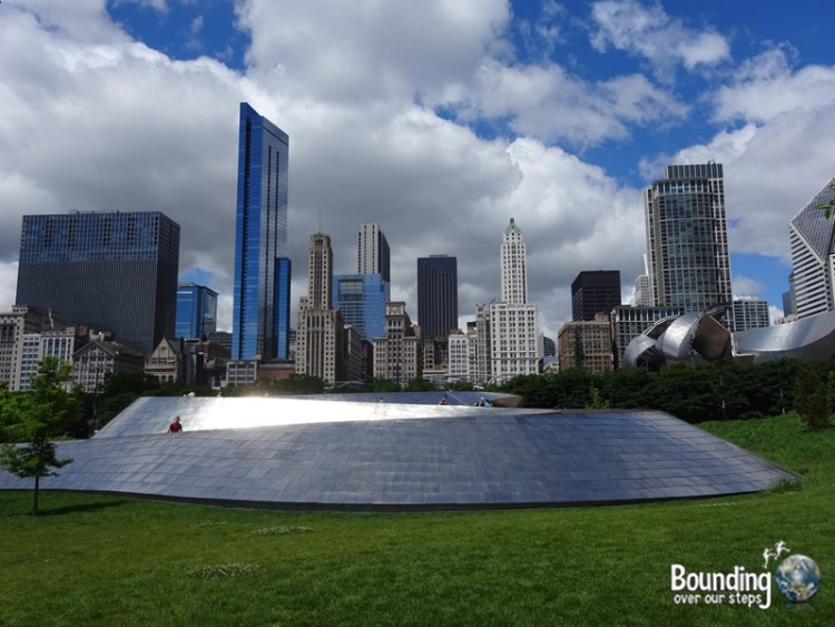Chicago Awesome City - Millenium Park