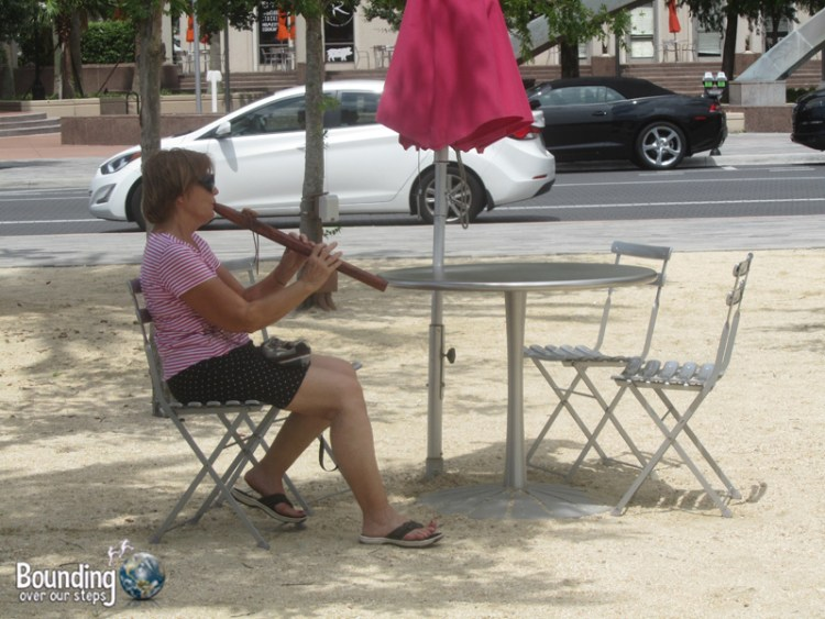 Love Wins Against Westboro - Woman Flute