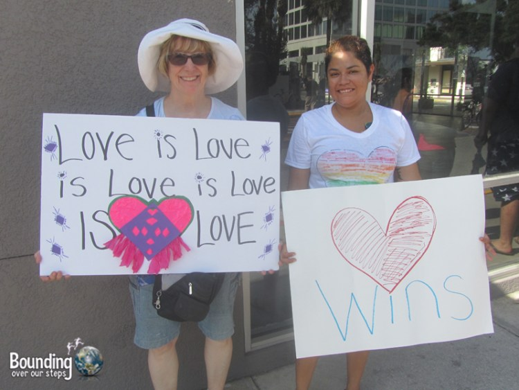 Love Wins Against Westboro - Women Signs