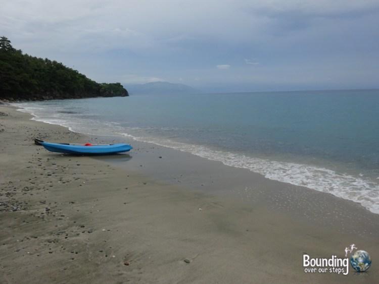 Talipanan Beach - Kayak Beach