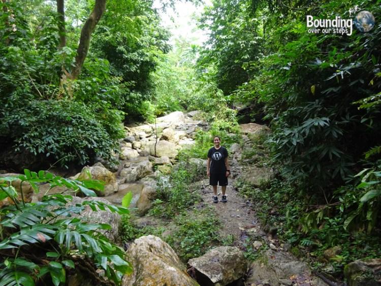 Talipanan Beach - Waterfall Hike