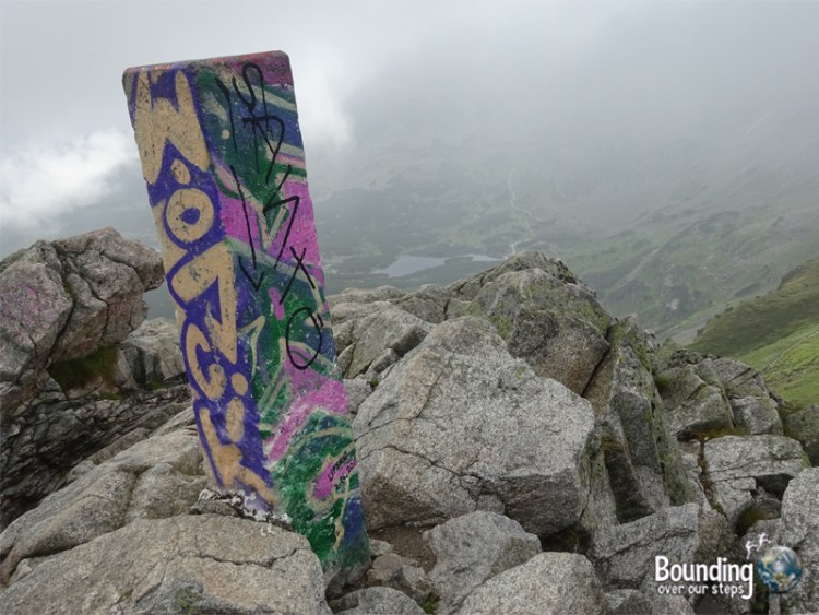 Zakopane - Polish Alps - Border