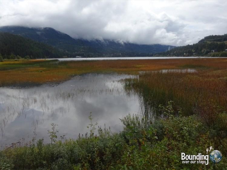 Hiking in Whistler - Alta Vista Lake