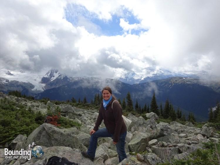 Hiking in Whistler - Blackcomb Mountain Ligeia