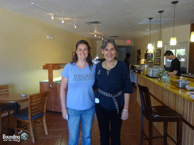 Vegan in Northern New Mexico - Vibrance with Owner