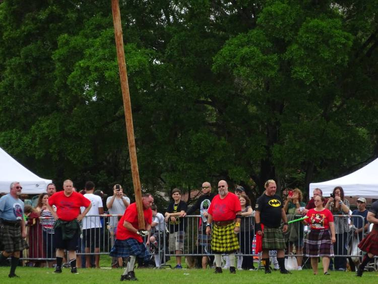 Lesbian Things To Do In Dunedin - Highland Games