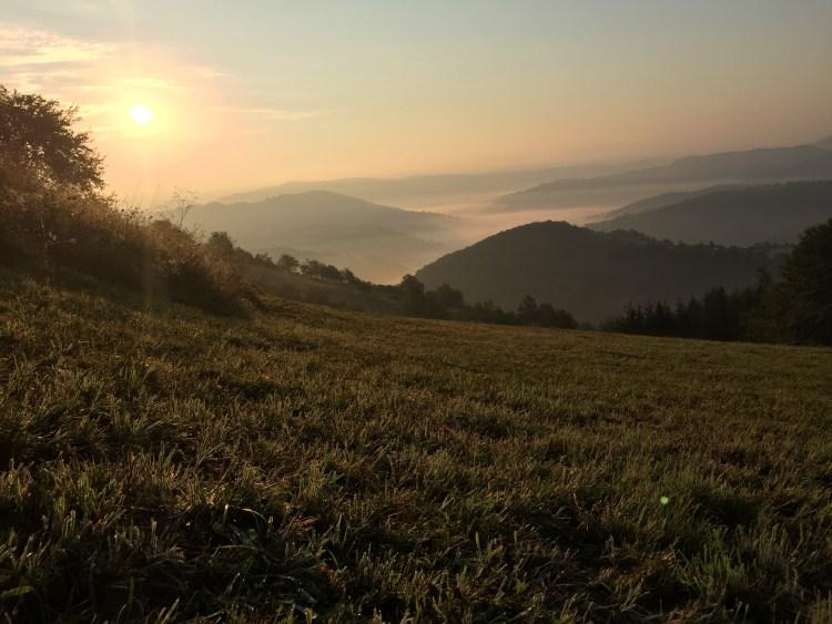 Vegan in Serbia - Drive from Sjenica to Belgrade