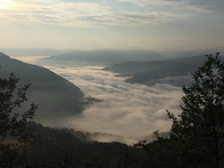 Vegan in Serbia - River of Clouds - Sjenica to Belgrade