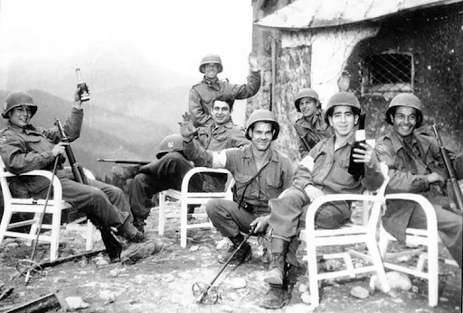 Easy Company VE Celebration
