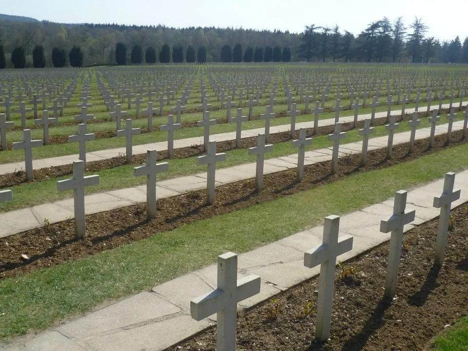 Verdun Graveyards