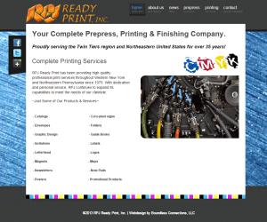 RPJ Ready Print, Inc.
