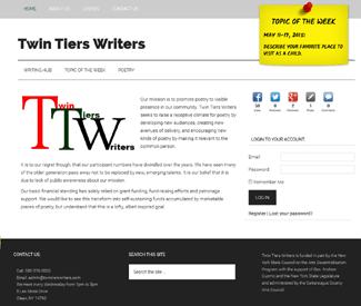 Twin Tiers Writers