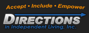 Directions in Independent Living logo
