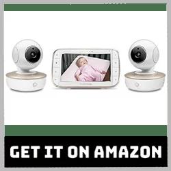 Motorola MBP50-G2 Video Baby Monitor