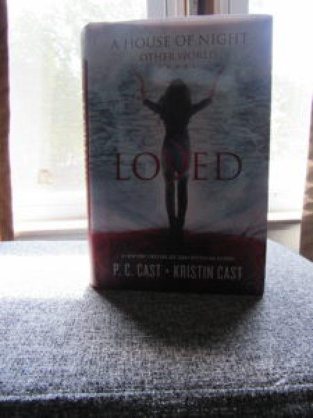 Loved - P.C Cast & Kristin Cast - review