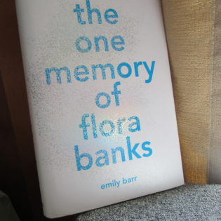 the one memory of flora banks - emily barr review