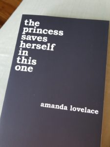 the princess saves herself in this one- amanda lovelace poetry