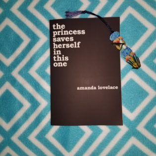 the princess saves herself in this one - amanda lovelace poetry review