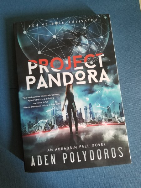 Review Project Pandora Aden Polydoros