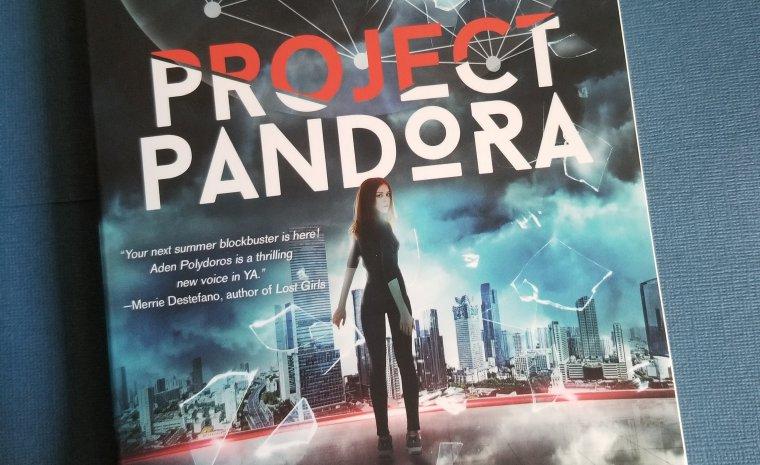 Review Project Pandora Aden Polydoros