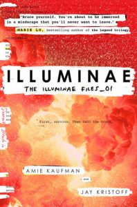 Illuminae - The Illuminae Files Amie Kaufman and Jay Kristoff