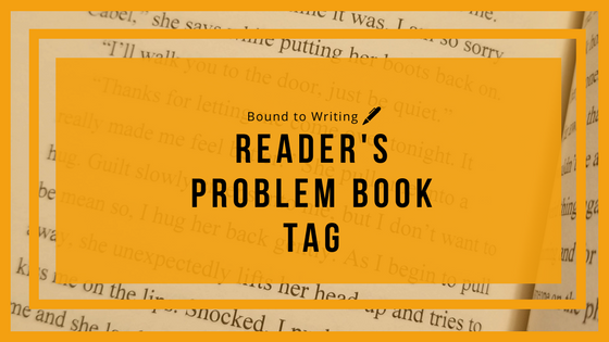 Reader's Problem Book Tag