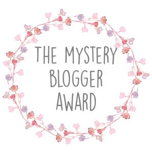 the mysterious blogger award