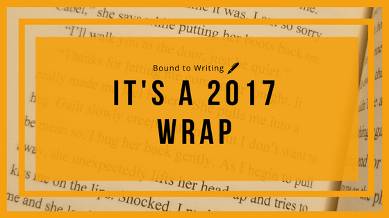 It's A 2017 Wrap