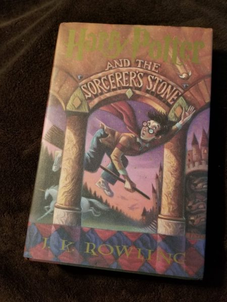 Harry Potter and the Sorcerer's Stone J.K. Rowling book review