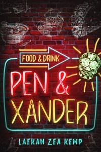 Pen & Xander Laekan Zea Kemp
